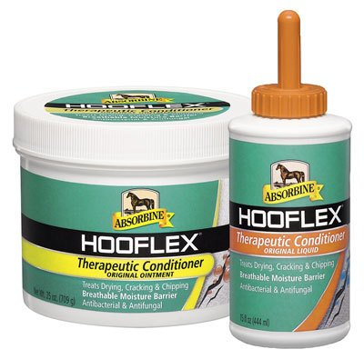 Absorbine Hooflex Therapeutic Conditioner Ointment - 25 oz