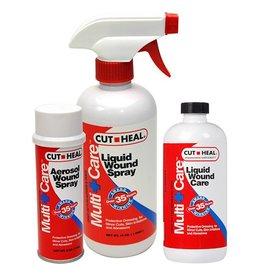 Multi-Care Liquid Wound Care - 8oz