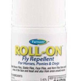 Farnam Roll-On Fly Repellent  2 oz