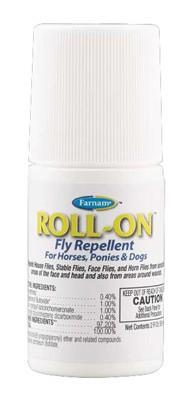 Farnam Roll-On Fly Repellent  2 oz