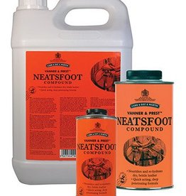 Carr and Day & Martin Vanner & Prest Neatsfoot Oil Compound