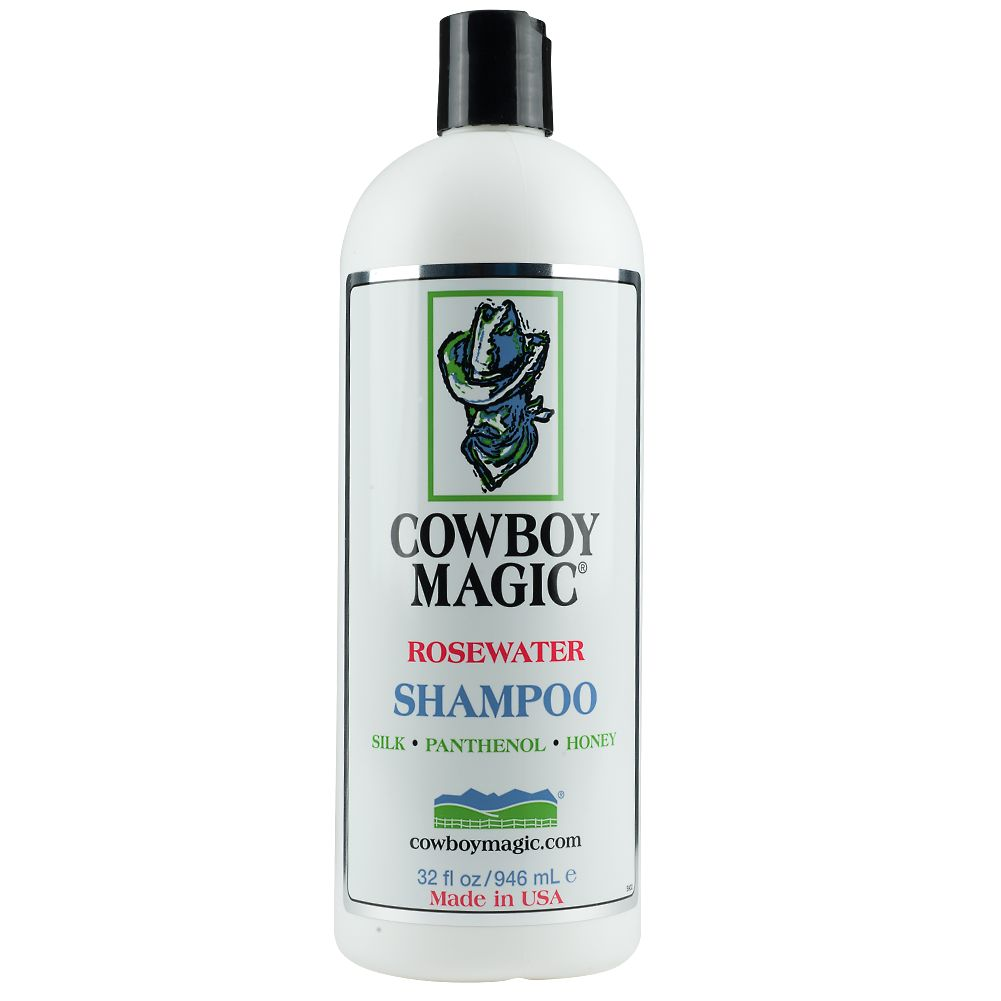 Cowboy Magic Cowboy Magic Rosewater Shampoo - 32 oz