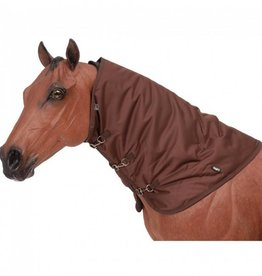 Tough-1 Tough 1 Waterproof Neck Cover - Brown, Small (60-66)