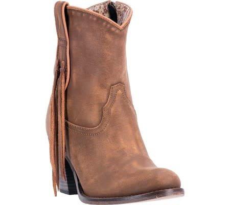 Women's Dingo Wrigley Boots - Tan