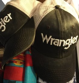Wrangler Adult Wrangler Ball Cap - Brown Tan