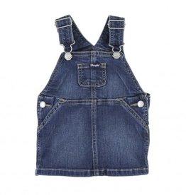 Wrangler Children's Wrangler Skirt Overall w/Front Bib Pockets - 4T