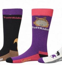 Tuffrider Children's 3-Pack Socks