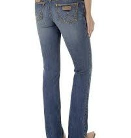Wrangler Women's Wrangler Retro Mae Jeans - Medium Blue