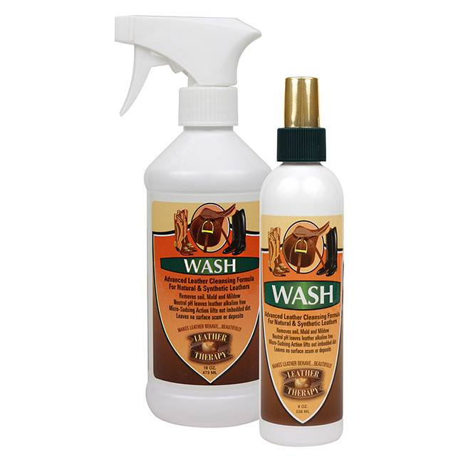 Absorbine Leather Therapy Wash - 8oz