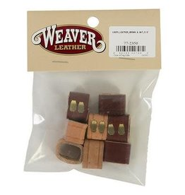 Weaver Leather Keepers - 5/8""