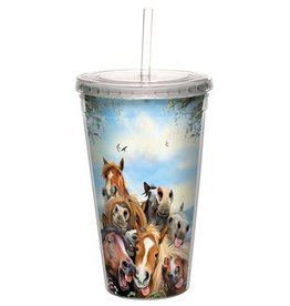 GT Reid Cool Cup with Straw