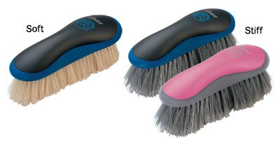 OSTER Stiff Grooming Brushes Blue or Pink