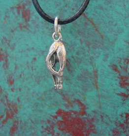 Baron Silver Necklace - Horse Hip