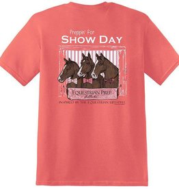 Stirrups Stirrups Adult T-Shirt Show Day