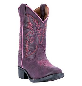 Laredo Children's Laredo Jam Western Boot Purple