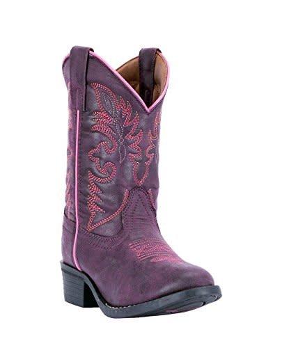 Laredo Children's Laredo Jam Western Boot Purple