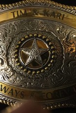Belt Buckle - Custom Engraved Buckle Engraving Service