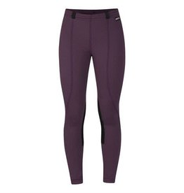 Kerrits Women's Kerrits Fleece Performance Riding Tight Purple Herringbone - XS