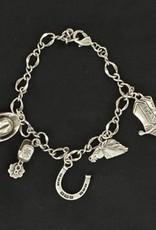 Bracelet - Antique Western Charm