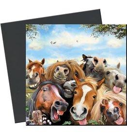GT Reid Magnet - Horse Selfie