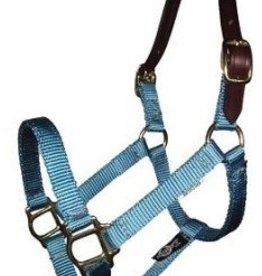 Triple E Breakaway Mini 5/8″ Premium Nylon Adjustable Halter w/Snap