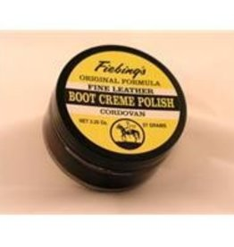 Fiebings Fiebing's Boot Creme Cordovan - 2.25 oz