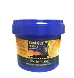 Finish Line Kool Out Poultice by Finish Line - 5lb