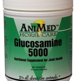 AniMed Glucosamine 5000 powder - 16 oz