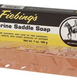 Fiebings Glycerine Saddle Soap bar 7oz