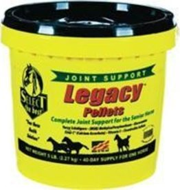 Legacy Pellets 40 Day Supply - 5lb