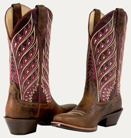 Noble Women's Noble Outfitters All Around Tapered Square Toe Sonora Boots