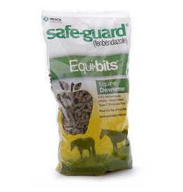 Safe-guard Equi-bits Dewormer - 1.25 lbs