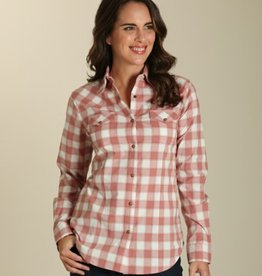 Wrangler Women's Wrangler Check Snap Shirt