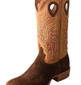 Twisted X Men's Twisted X Ruff Stock MRS0045 (REG $229.95 NOW 30% OFF)