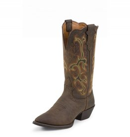 Justin Western Women's Justin Sorrel Apache Boots (REG $143.95 now 30% OFF)