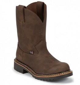 Justin Western Children's Justin Rugged Bay Gaucho Boots