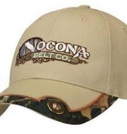 Nocona Nocona Belt Co. Cap With Camo Print Trim