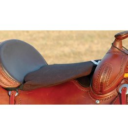 "Cashel Western Tush Cushion - Black 1/2"""