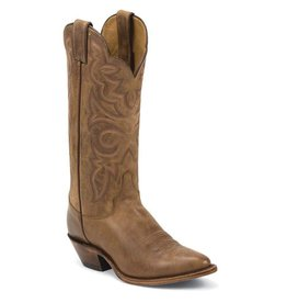 Justin Western Women's Justin Utopia Mocha Bent Rail Boots (Reg $194.95 now 15% OFF!)