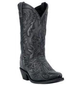 Laredo Men's Laredo Garrett D.Gray & Black Boots