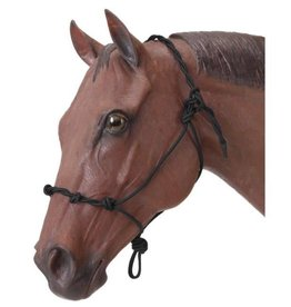Lamprey Twisted Rope Halter - 4 Knot Nose