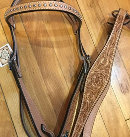 Circle J Cross Concho Tack Set