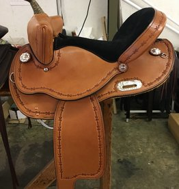Nash Saddlery Nash Bear Trap Saddle - 15""
