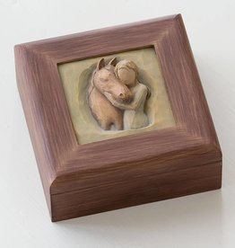 Quiet Strength - Willow Tree Jewelry Box