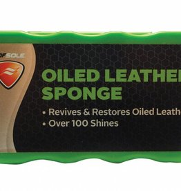 SofSole SofSole Oiled Leather Sponge Square