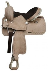 """Double T 13"""" Roughout Youth Saddle"""