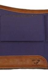"Diamond Wool Contoured Relief Pads - 32""x 32""x 1/2"" Square"