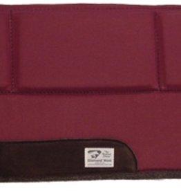 """Diamond Wool Cutback Pressure Relief Pad - 32""""x32""""x1/2"""""""