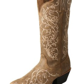 "Twisted X Women's Twisted X Western 12"" Boot - Bomber Distressed"