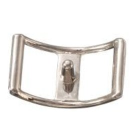 Tough1 Conway Buckles Nickle Plated - 1 1/4""